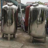 厂家直销 5000L食品级储罐 不锈钢无菌防腐储罐 质优价廉