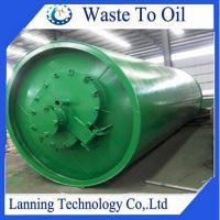 LN-2800*6000厂家直销废轮胎再生裂解炼油设备 出油率高环保无污染收益回本快