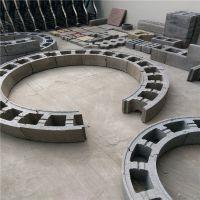 供应液压自动水泥砖机 铼申全自动液压砌块成型机 静压水泥支撑垫块机