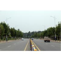 临淄东外环市电LED路灯亮化,打造良好通行环境
