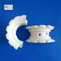 化工填料厂家特价供应规格齐全环保陶瓷填料异鞍环陶瓷异鞍环