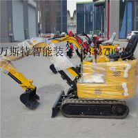 培训10挖掘机的操作 植树挖坑小型挖掘机 微型挖掘机价格优惠