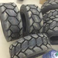 供应12-16.5 L-4A 大块花纹工程矿山轮胎 扫路机滑移装载机轮胎