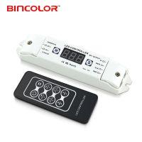 深圳缤彩BC201可控1000个点迷你型GS8206全彩灯条控制器