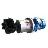 蓬莱吉腾发泡机耐高温A2VK28计量泵磁力联轴器