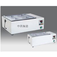 中西数显电热恒温水浴锅 双列四孔 电子调温万用电阻炉 4*1kw库号:M17035