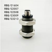 浙江一盛短型款油压缓冲器RBQ/RBQC3213/3009/2508/2007/1604 -S现货