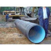 800双壁波纹管污水管造价_山东HDPE双壁波纹管