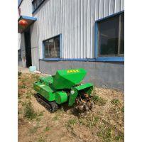 多功能田园管理机 五联式开沟施肥设备