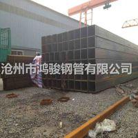 秦皇岛供应镀锌化工设备方矩管_40x40_深加工方形管厂家