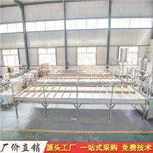 梅州新式自动腐竹机设备 加工手工豆油皮的机器厂家哪里的好