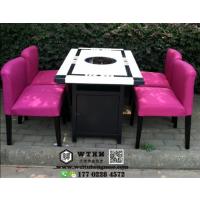 天津火锅桌椅定做厂 火锅桌批发厂家 火锅桌生产厂家