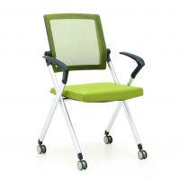 瑞言希金属折叠椅多颜色可选 家用网椅批发定制