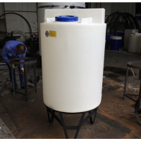 供应 锥底化工桶250L300L500L1000L耐酸碱化工桶