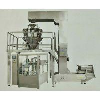 四川成都珺浩跃JHY-GDS给袋式全自动包装机颗粒粉末液体酱料包装机