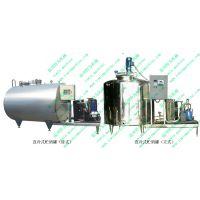 厂家供应电加热制冷罐 不锈钢贮藏牛奶制冷罐 温州制冷设备