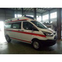 5780*3000*2360福特高顶监护型救护车改装企业
