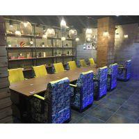 番禺办公室时尚沙发报价|网吧沙发定做|网咖沙发椅生产厂家