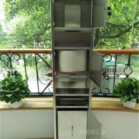 成都哪里有卖304不锈钢洗手间擦手纸箱的?是厂家直销,价格便宜。