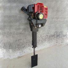 耐用铲头式大马力起树机 便携式挖树机价格 全新移栽挖树机厂家