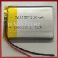 早教机故事机103450通用充电3.7v聚合物锂电池2000mAh 103450大容量聚合物锂离子电