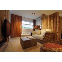 木饰面材料洁净装饰,营造良好的医疗环境
