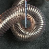 PU防静电铜线塑筋管粉末输送耐磨损耐高低温