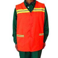 安全发光马甲环卫服环卫工人发光背心公路养护园林绿化马甲环卫服
