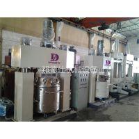 陕西真空强力分散机 瓷砖美缝剂生产设备 邦德仕厂家