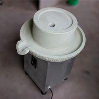 小型电动石磨豆浆机 东北磨浆机 圣鲁石磨麻酱机