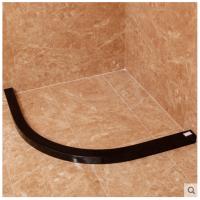 莱博顿扇形石基浴室卫生间弧形淋浴房挡水条防水条隔水拦水阻地板门槛石