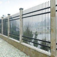 黑龙江热镀锌锌钢护栏网|铁艺护栏 |小区围墙网 13722809097