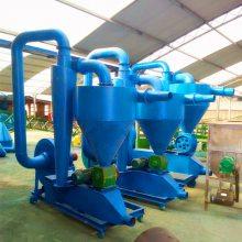 [都用]福州市粮食气力吸粮机,水泥粉气力输送机,35吨水稻软管吸粮机