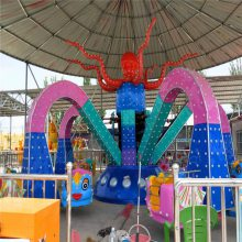 经典款游乐园设备大章鱼dzy三星厂家制造好产品