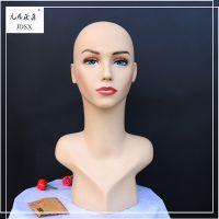 九鼎晟鑫 PVC模特头 假发 配饰 展示道具 精品头模 可定制 厂家直销