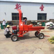 辽宁全自动大型铡草机 玉米草秸秆青贮铡草机 铡草机报价