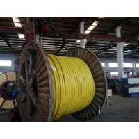供应齐鲁牌裸铜线多芯交联塑料绝缘聚氯乙炔护套光缆 YJV22-B级 2*1.5