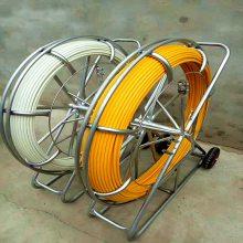 电力穿管器 穿线器 ABS玻璃钢施工穿线管工具 洪涛电力 厂家直销