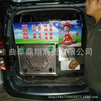 山东滨州膨化机厂家 电启动汽油/柴油专用杂粮膨化机 月牙膨化机