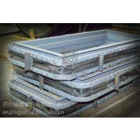 工业用软连接硅胶布,耐酸碱聚四氟布苏州威盾供应