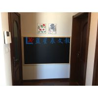 深圳推拉黑板M汕头磁性钢化玻璃黑板M清远培训班挂式黑板