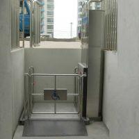 可在家安装的小型的家装电梯 室内电梯 家用残疾人电梯 小型导轨式升降货梯 吉尼迪尔