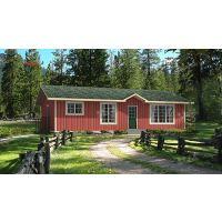 供应厂家直销现代加拿大风格木屋别墅