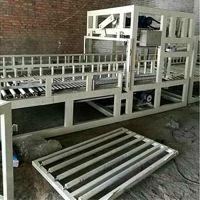 发泡混凝土轻质砌块设备 混凝土砖切割机 免蒸加气块生产设备 国产