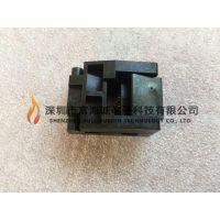 Yamaichi IC插座 IC51-0162-658 SOP16P 1.27MM间距 4.4x7