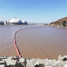 热卖塑料拦污浮球 河道拦漂浮物浮筒厂家报价