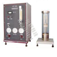 南海氧指数燃烧测定仪 XZT-100A氧指数燃烧测定仪服务周到