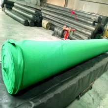 宏瑞土工布生产厂家长期生产 250g涤纶环保绿色土工布
