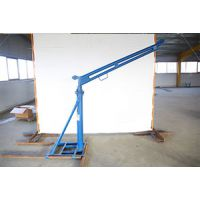 河南小吊机厂家|东弘起重|便携式吊运机用于室外吊装
