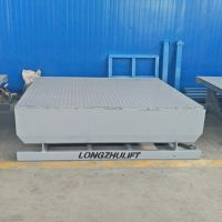 6吨固定式登车桥 液压升降月台调节板 简易货物装卸平台价格多少钱